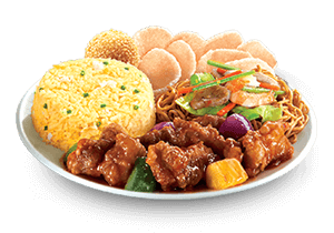 Chowking Delivery - Lauriat